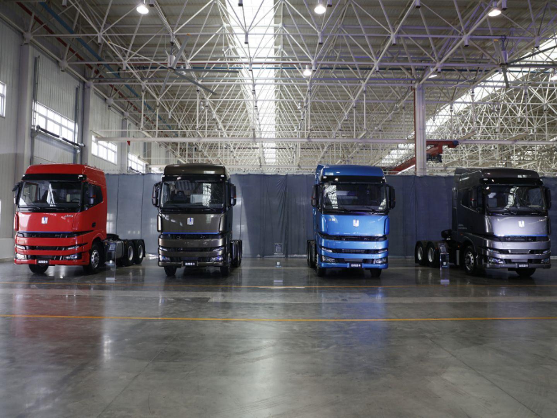 全球首款!吉利远程M100甲醇重卡上市,新能源新选择
