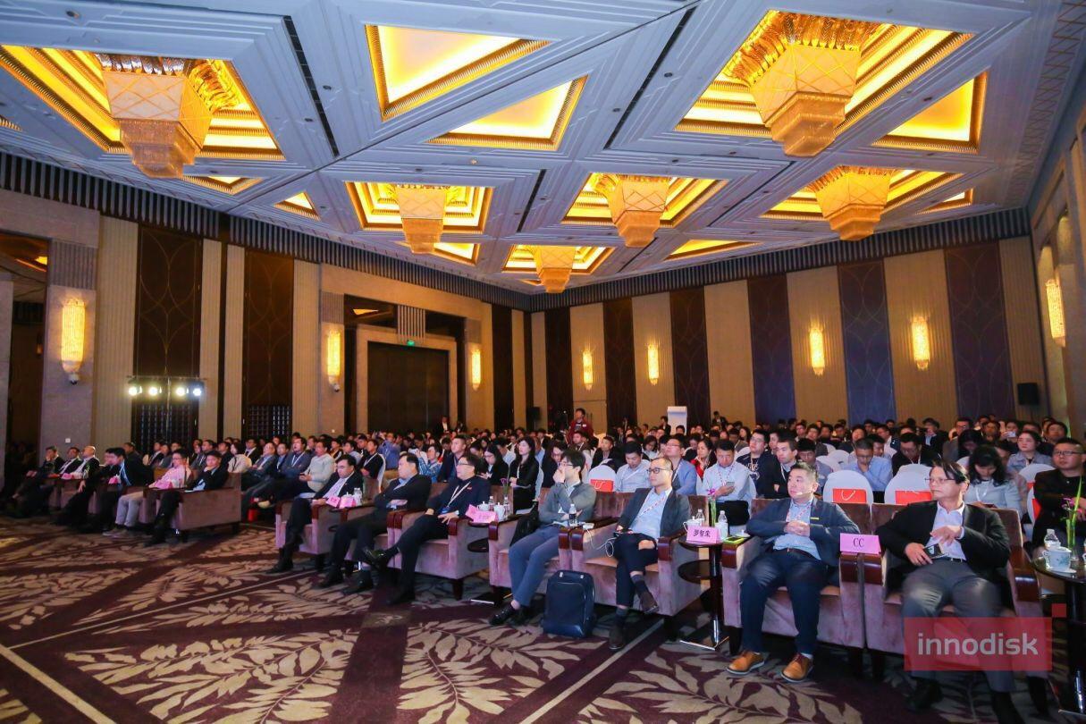 宜鼎国际引领全球工控存储 加速企业AIoT落地