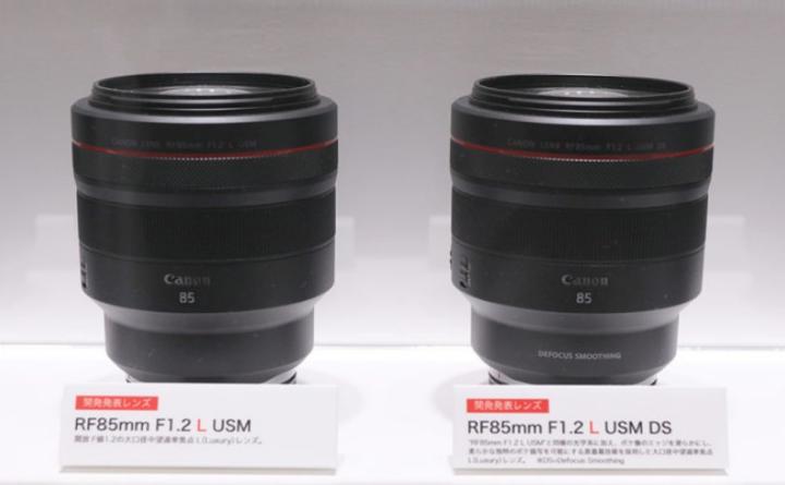 佳能RF 85mm F1.2 L USM镜头或于5月发布