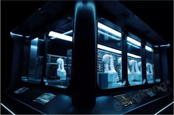 那些用了服务机器人的餐厅能省多少钱?