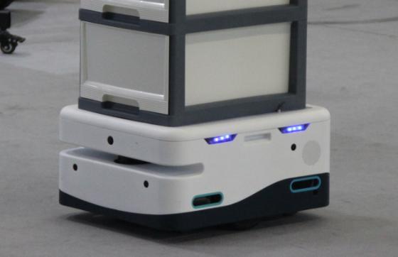 激光导航技术有望降价?AGV有机会能获得一双更好的眼睛