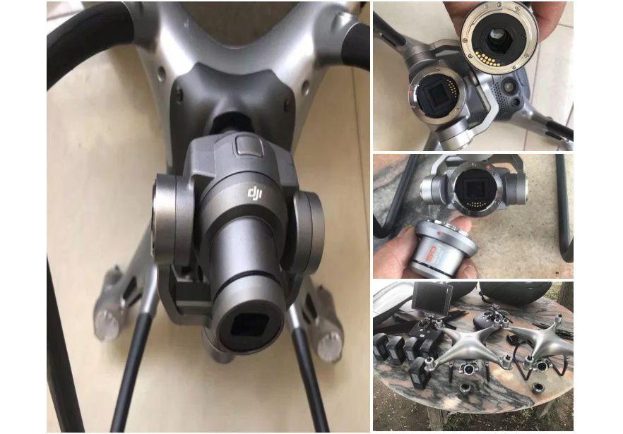 大疆否认有关终止Phantom无人机产品线的传闻