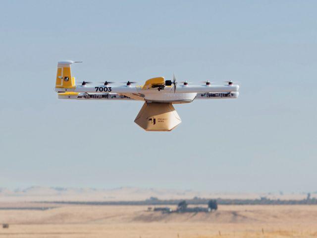 无人机配送兴起背后,物流产业AI全景图雏形初现