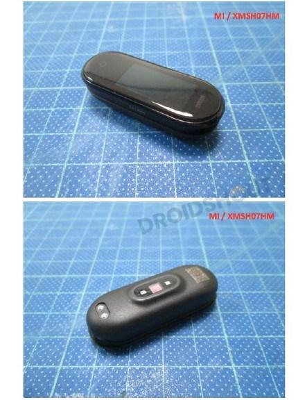 小米手环4曝光:135mAh容量电池,外观和充电方式大变