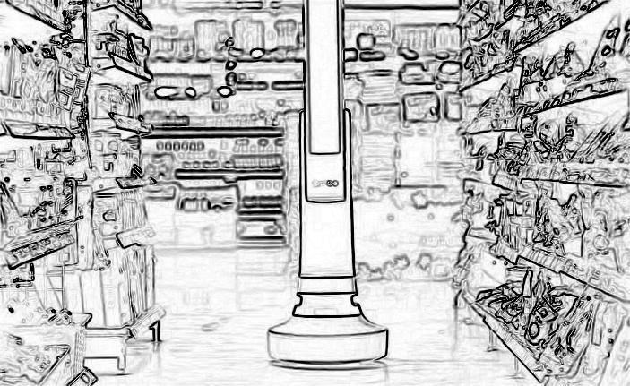 杂货商店员工很快会被机器人取代?