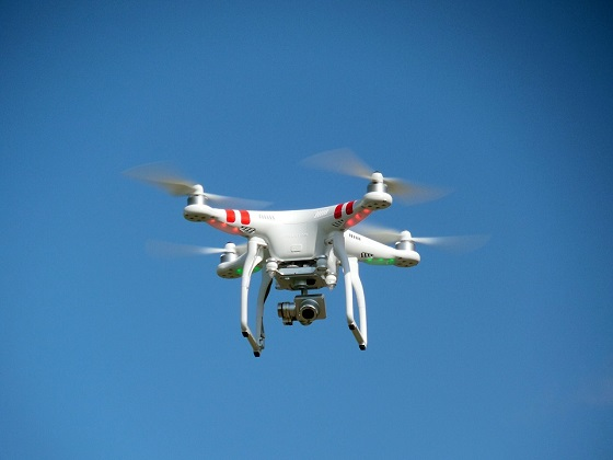 FAA:商用无人机市场规模2023年将增加两倍