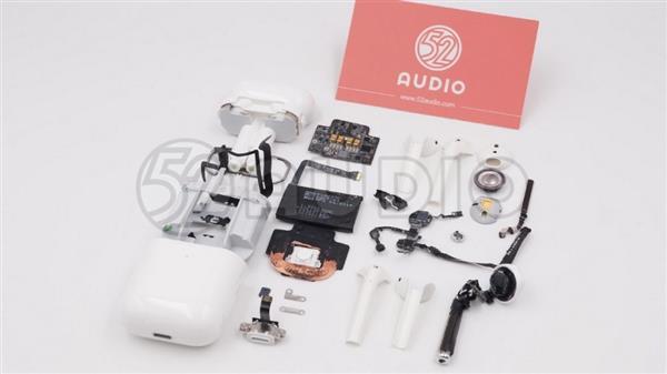 中国芯首创:单芯片搞定苹果AirPods 2无线充电宝