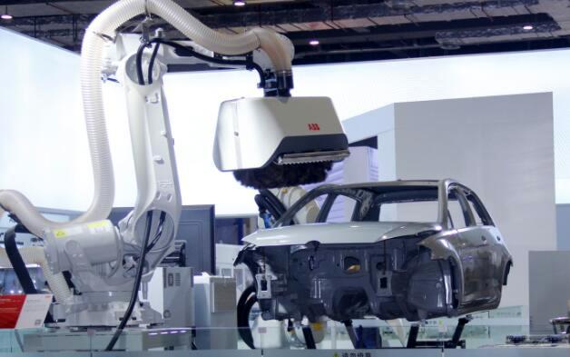 汽车产业变革,工业机器人市场再爆发