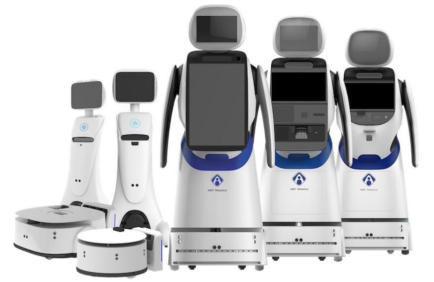医疗服务产业临近爆发 艾米机器人结合细分场景助力智慧医院效率升级