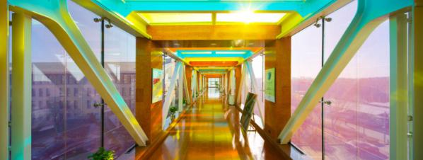 环保始于建筑 汉能集团的清洁能源之路
