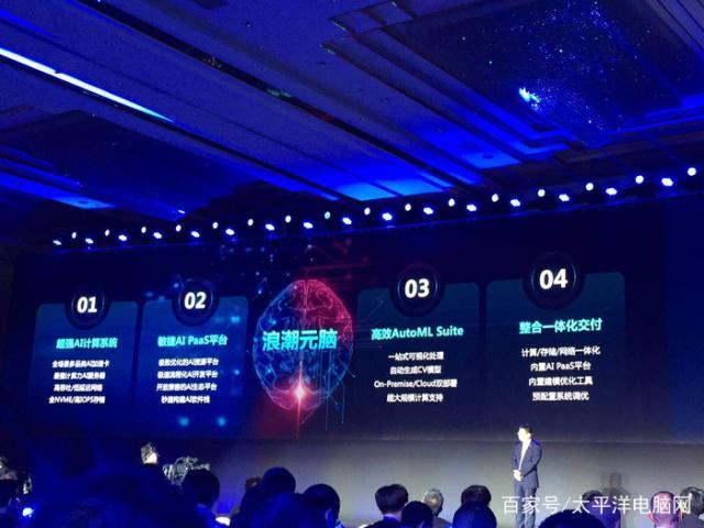 浪潮:中国是孕育人工智能生态的最佳试验田