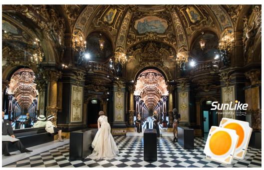 """首尔半导体的自然光LED""""SunLike""""被应用于巴黎格雷万蜡像馆照明系统"""