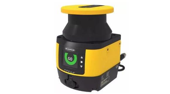 新品:邦纳SX5-B激光安全扫描仪重磅发布!