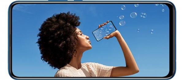 华为首款弹出式镜头手机P Smart Z欧洲发布:麒麟710F平台
