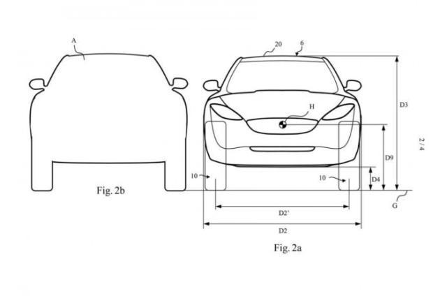 戴森电动车专利图是怎么回事?戴森电动车专利图意味着什么