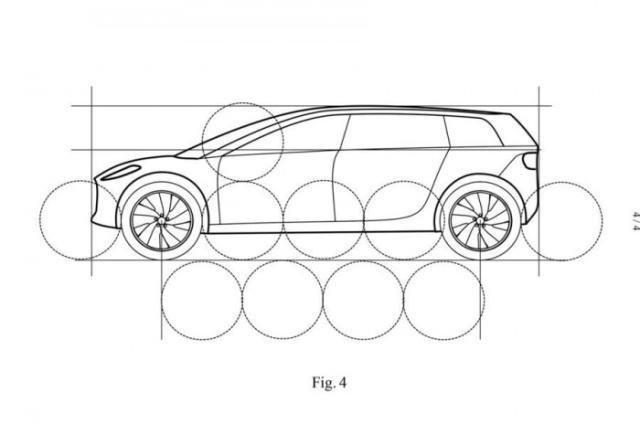 戴森电动车专利图是怎么回事?戴森电动车专利图长什么样?