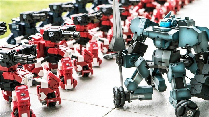 电竞火了,机器人格斗会是下一个风口吗?