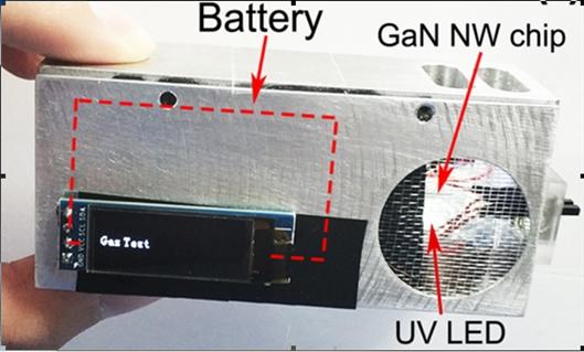 大连理工研制出高可靠性、低功耗、高灵敏度集成传感器