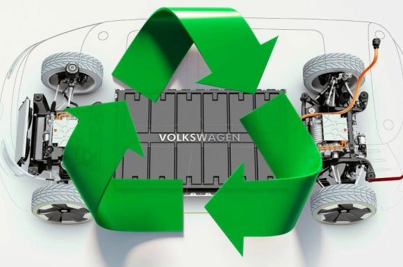 大众电池回收再利用双管齐下
