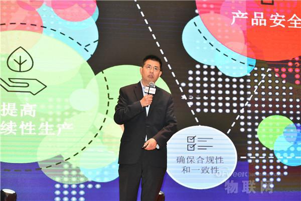 UL全国全球副总裁、电子科技产业部亚太区总经理