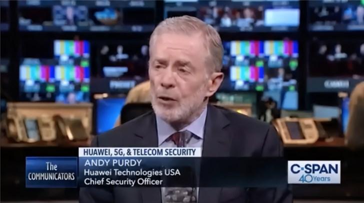 华为:我们可能是世界上被审查最多公司之一