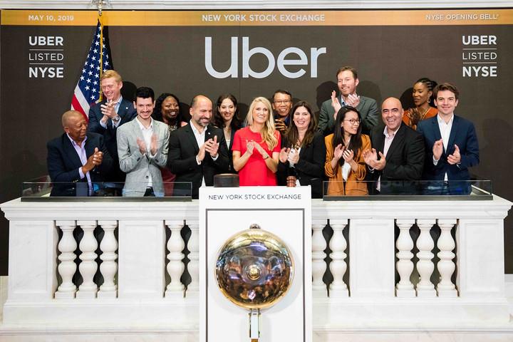 外媒评Uber上市破发:硅谷魔咒或于华尔街失灵?