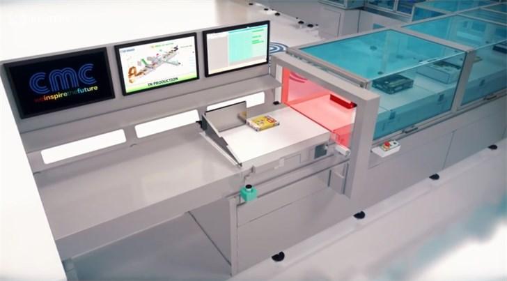 亚马逊仓库测试自动打包机:每个仓库可少用24人