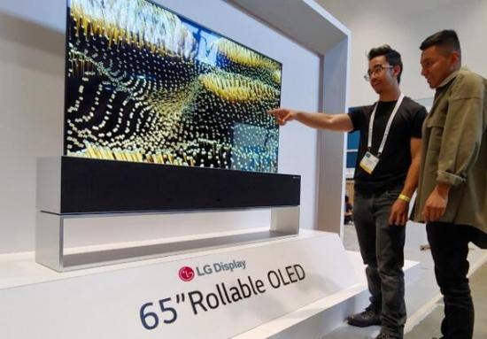 LG Display再次强调OLED大势所趋