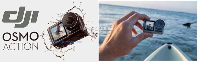 大疆即将发布运动相机ACTION:直接秒GoPro