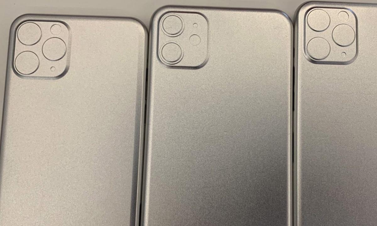 iPhone 11再爆概念图:三颗凸镜头丑到没朋友