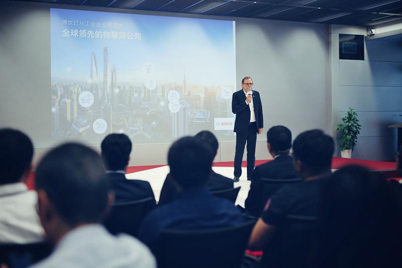 博世中国2018年业绩保持增长 销售额达1126亿人民币