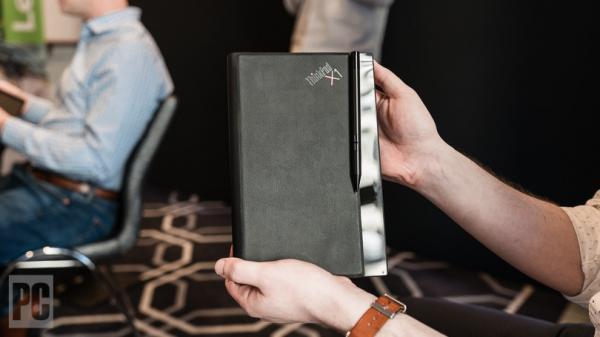 全球首款联想折叠笔记本电脑问世,是杀器还是噱头?