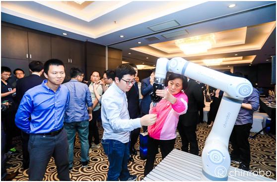 溱者智能科技发布最新协作机器人