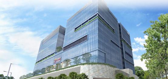 麦克维尔9台风冷磁悬浮机组应用于香港中文大学医院