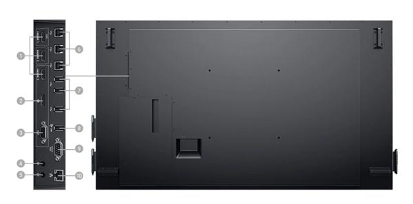 49999!戴尔75寸4K巨幕显示器开卖:20点触控零延迟