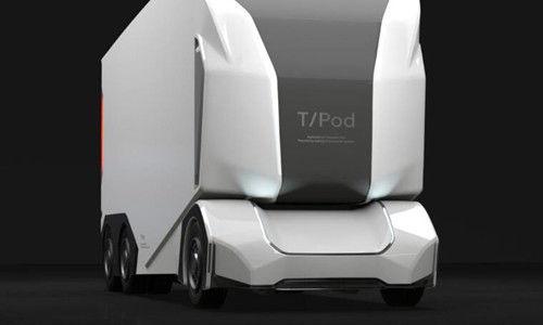 瑞典批准Einride电动自动驾驶卡车上路送货