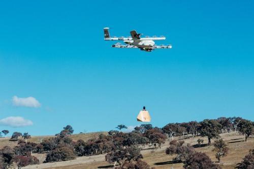 Alphabet旗下的Wing将于今年夏季在赫尔辛基提供无人机交付服务