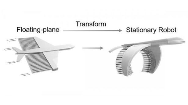 """微型""""飞鲸""""机器人可用于在人体内进行靶向药物输送"""