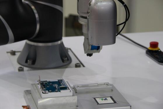 人机协作新机遇,达明机器人进军美国市场