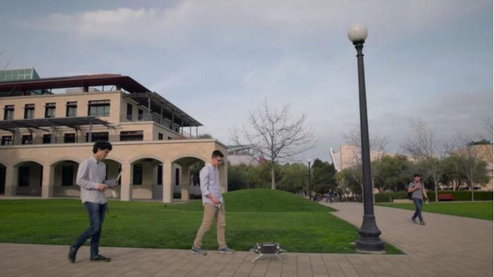 斯坦福大学开发机器狗Doggo