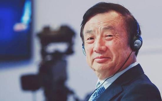 """任正非解密华为""""备胎计划"""":八万研发工程师,原子弹定位"""