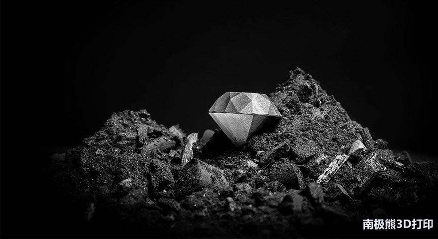 山特维克推出首款3D打印钻石复合材料