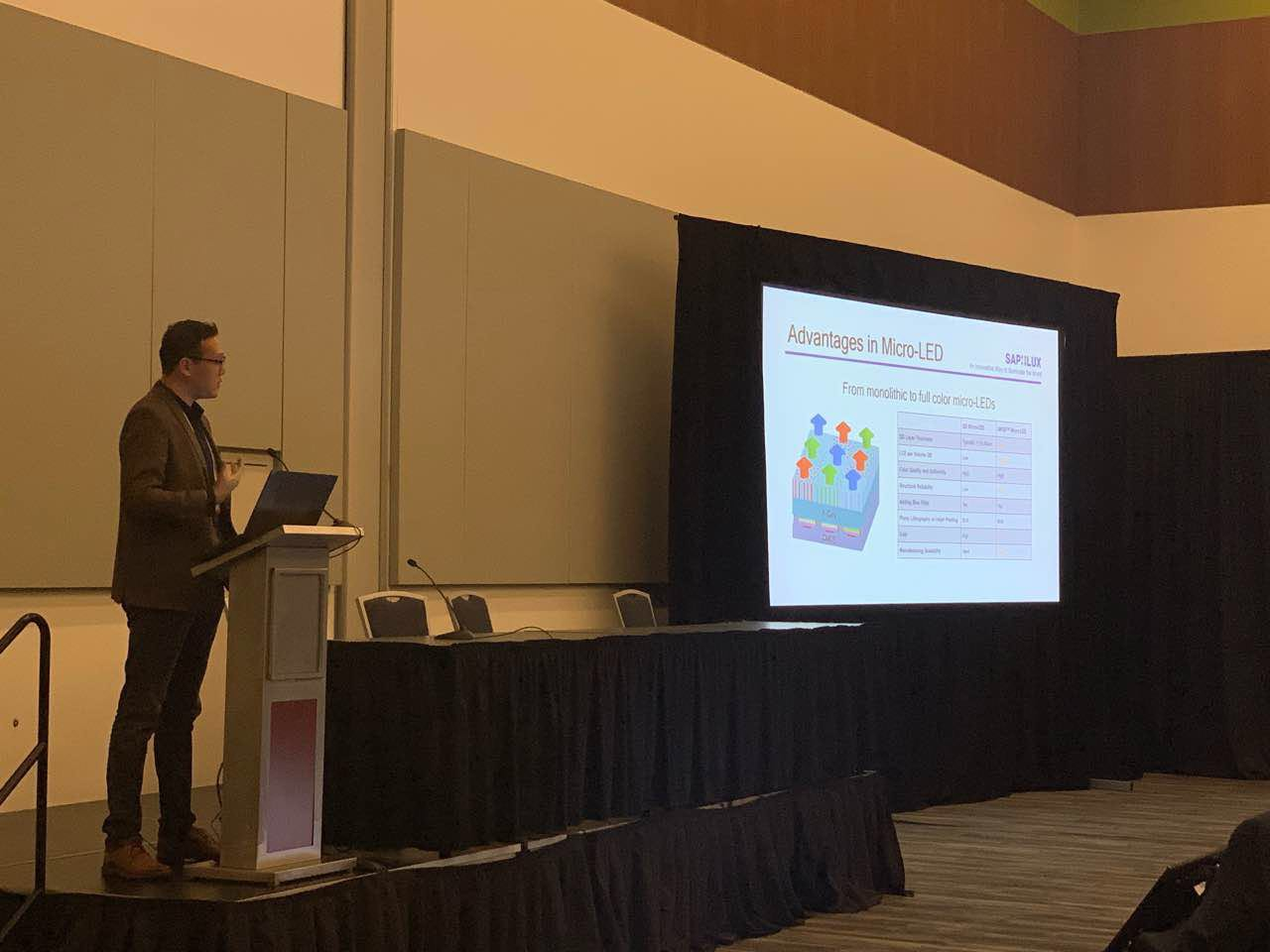 NPQD技术全球首发,赛富乐斯有望解决Micro-LED市场化核心难题