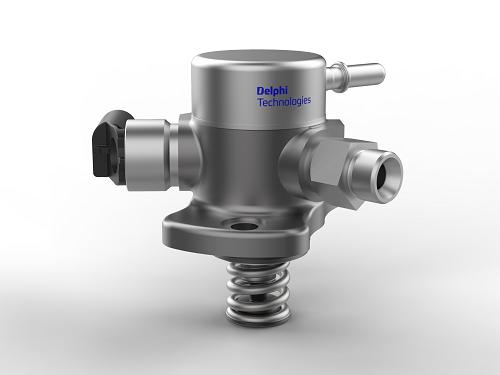 德尔福科技推出业界首套500+Bar汽油缸内直喷式燃油系统