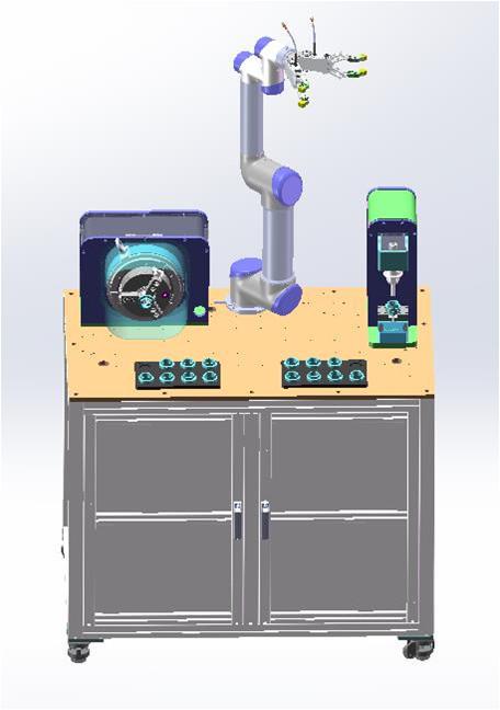 协作机器人应用亮点不断 优傲机器人助力中国(华南)国际机器人与自动化展览会