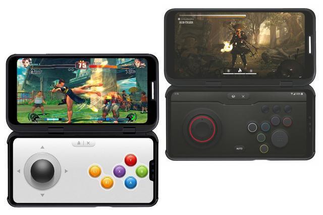 LG推出5G双屏幕手机 用户可自由添加第二个显示器