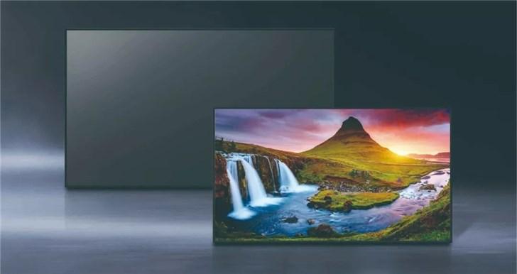 松下发布SQ1C系列显示器:98英寸4K分辨率,亮度500尼特
