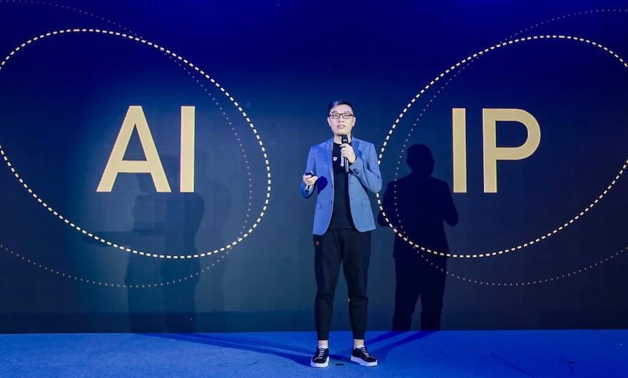 """如何激活IP产业价值 腾讯智能机器人做了一次这样的""""跨界""""尝试"""