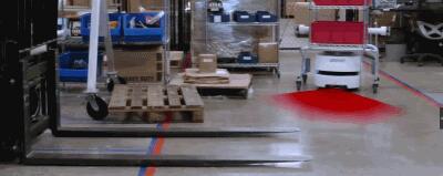欧姆龙移动机器人再获三项新专利 开启自主导航新时代