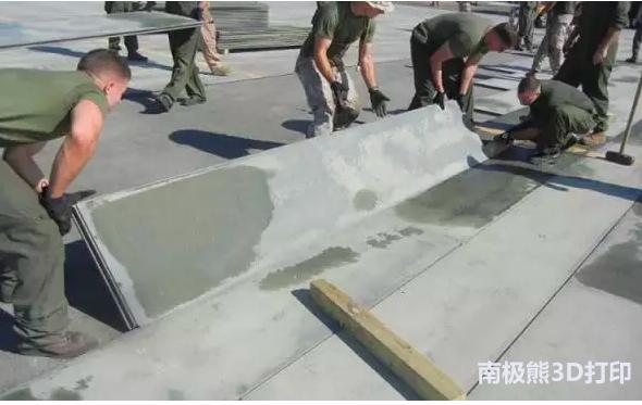 3D打印跑道垫问世 可自我修复且寿命很长